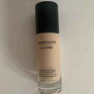 bareMinerals Makeup - BareMinerals Light Natural 09 Liquid Foundation